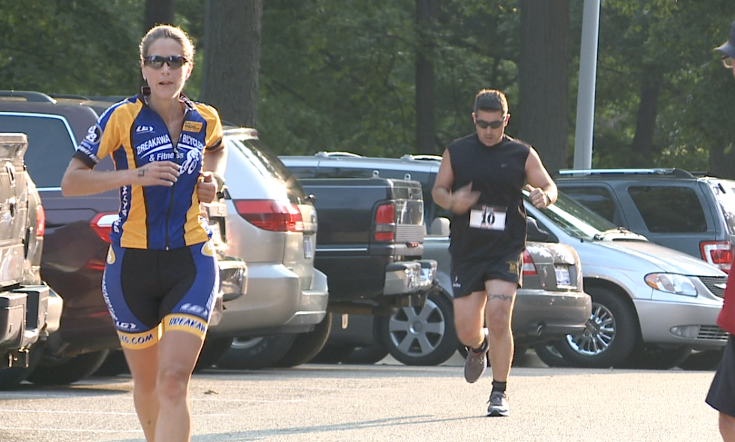 Cereal City Triathlon looks to be long-standing Battle Creektradition