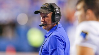 Calhoun in favor of more turnbacks for Air Force Athletics
