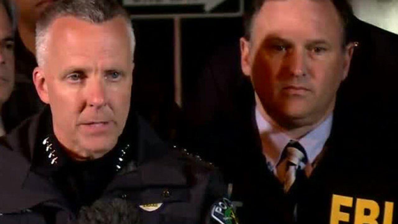 Mark Anthony Conditt: Law enforcement identify dead Austin bombing suspect