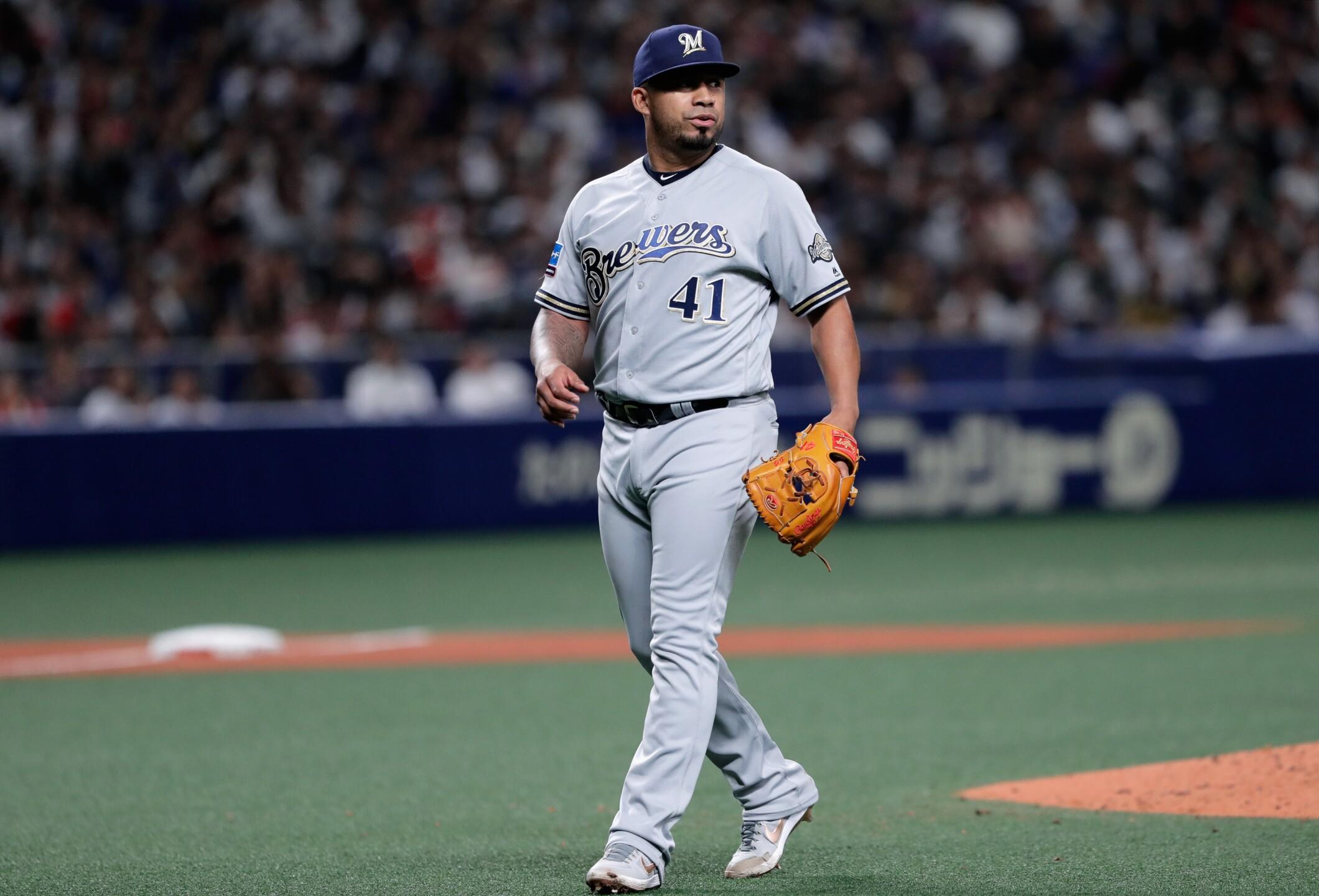 Pitcher Junior Guerra