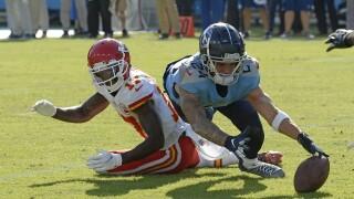 Chiefs Titans Football