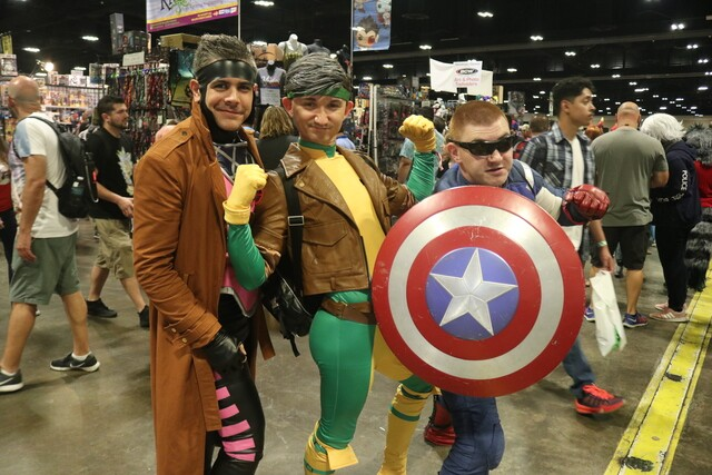 PHOTOS: Best costumes of 2018 Tampa Bay Comic Con