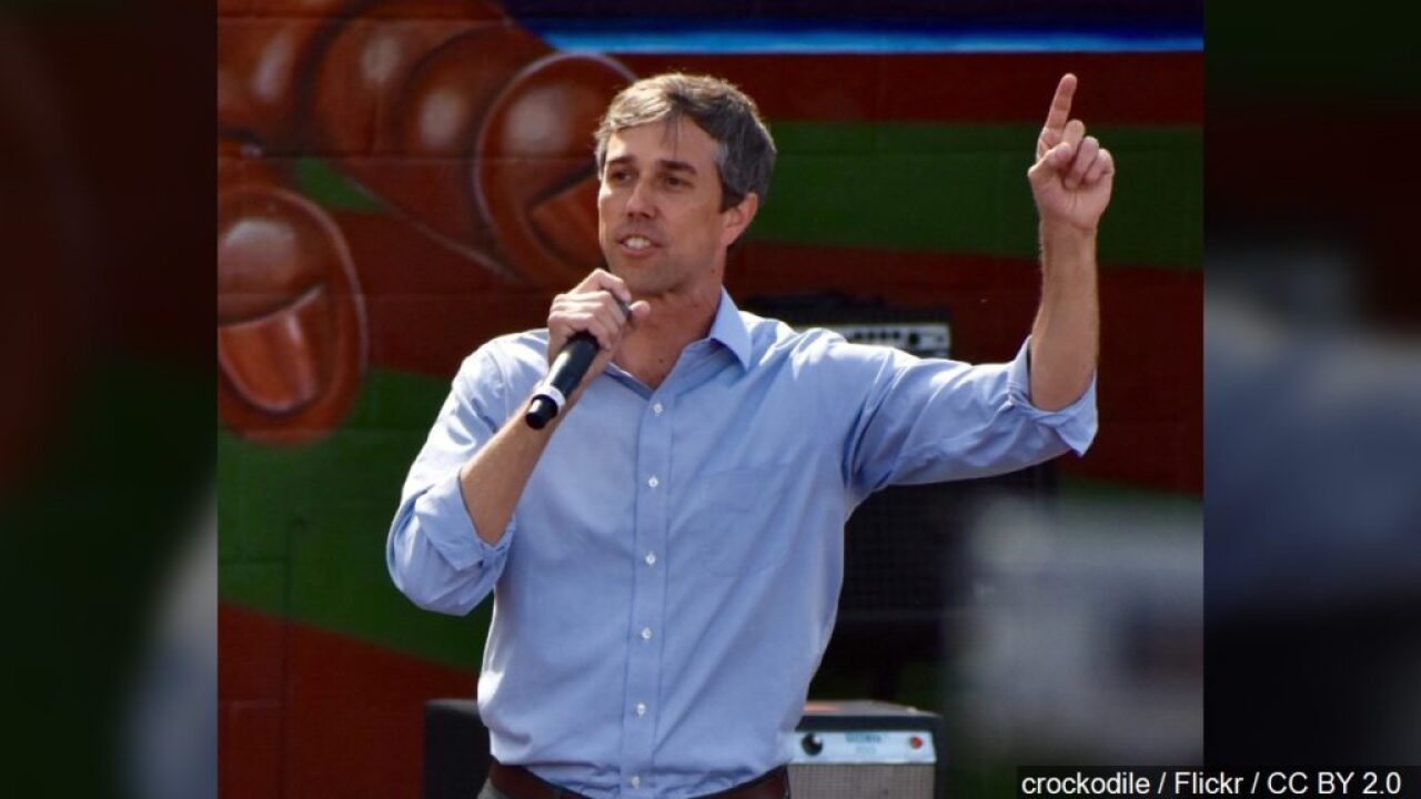 Beto O'Rourke releases $5 trillion plan to battle climate change