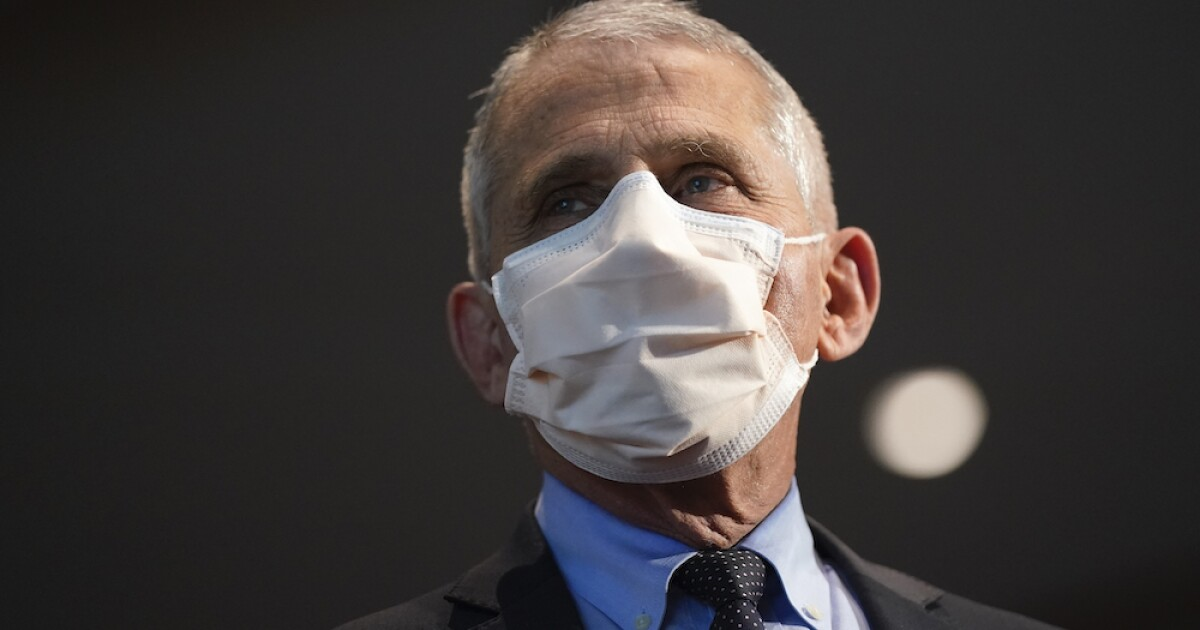 Dr. Fauci projects when most adults, kids can get a COVID-19 vaccine
