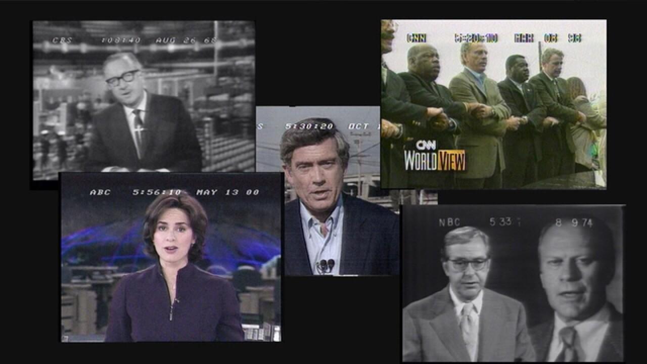 'Vanderbilt Television News Archive' Celebrates Its 50th Anniversary