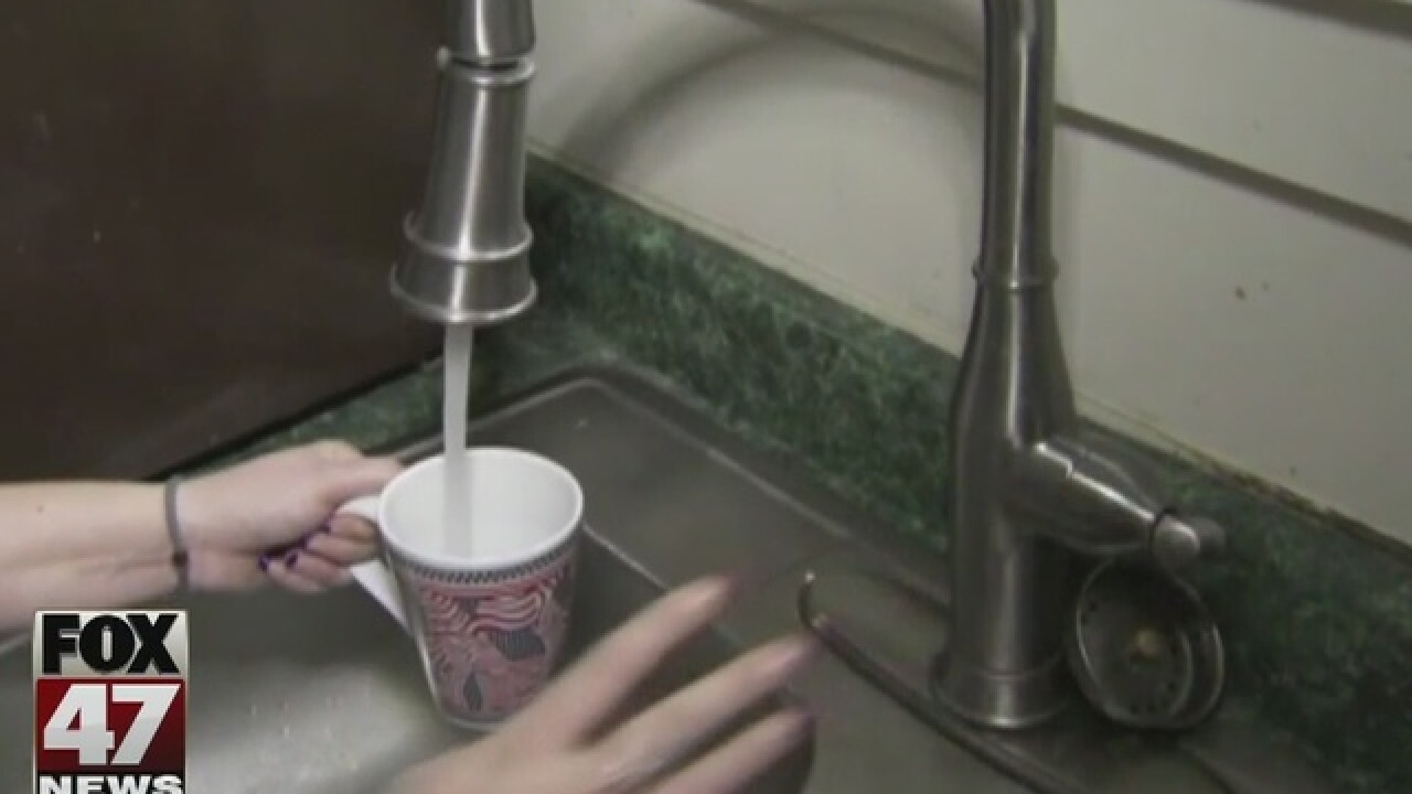 Two schools deal with elevated lead levels