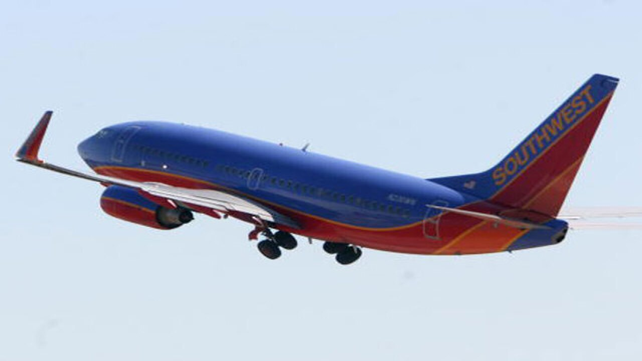 Southwest Airlines website back up after it crashed on busy travel day