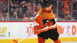 Philadelphia Police will not file charges against Gritty after father claimed Flyers mascot punched son