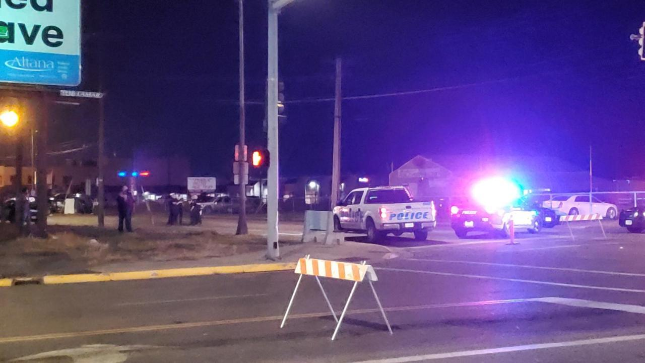 A 19-year old woman died in a crash in Billings on Tuesday, and two men have been arrested.