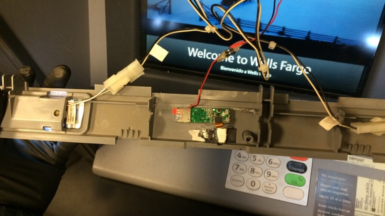 Skimmer found in Boulder; 'Wiggle' to check ATMs