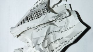 You can turn your receipts into free money with the help of smartphone apps. Here's how