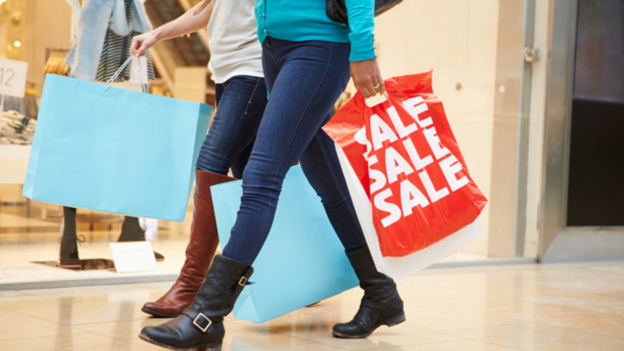 Day after Christmas may be busiest shopping day