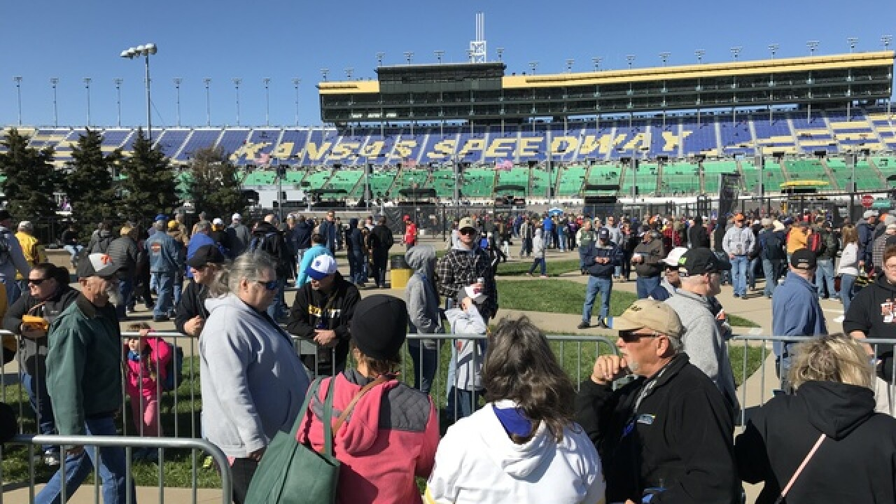 NASCAR, Chiefs fans excited for big day in KC