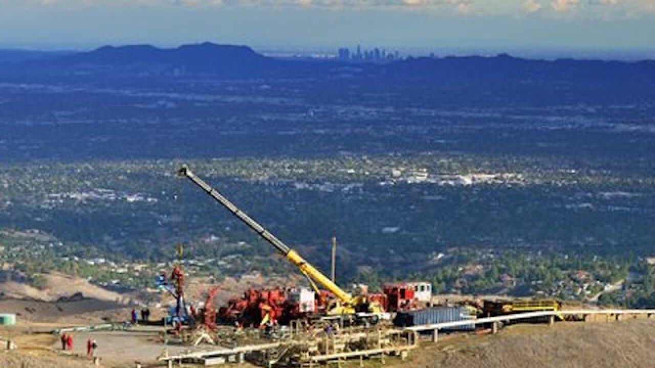 California gas leak could cause blackouts