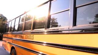 Pasco County school bus