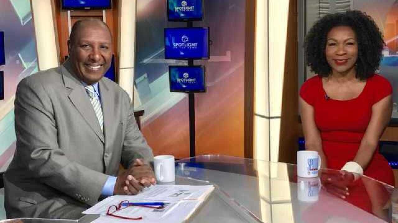 Spotlight on Wayne W. Bradley & Sharon Madison