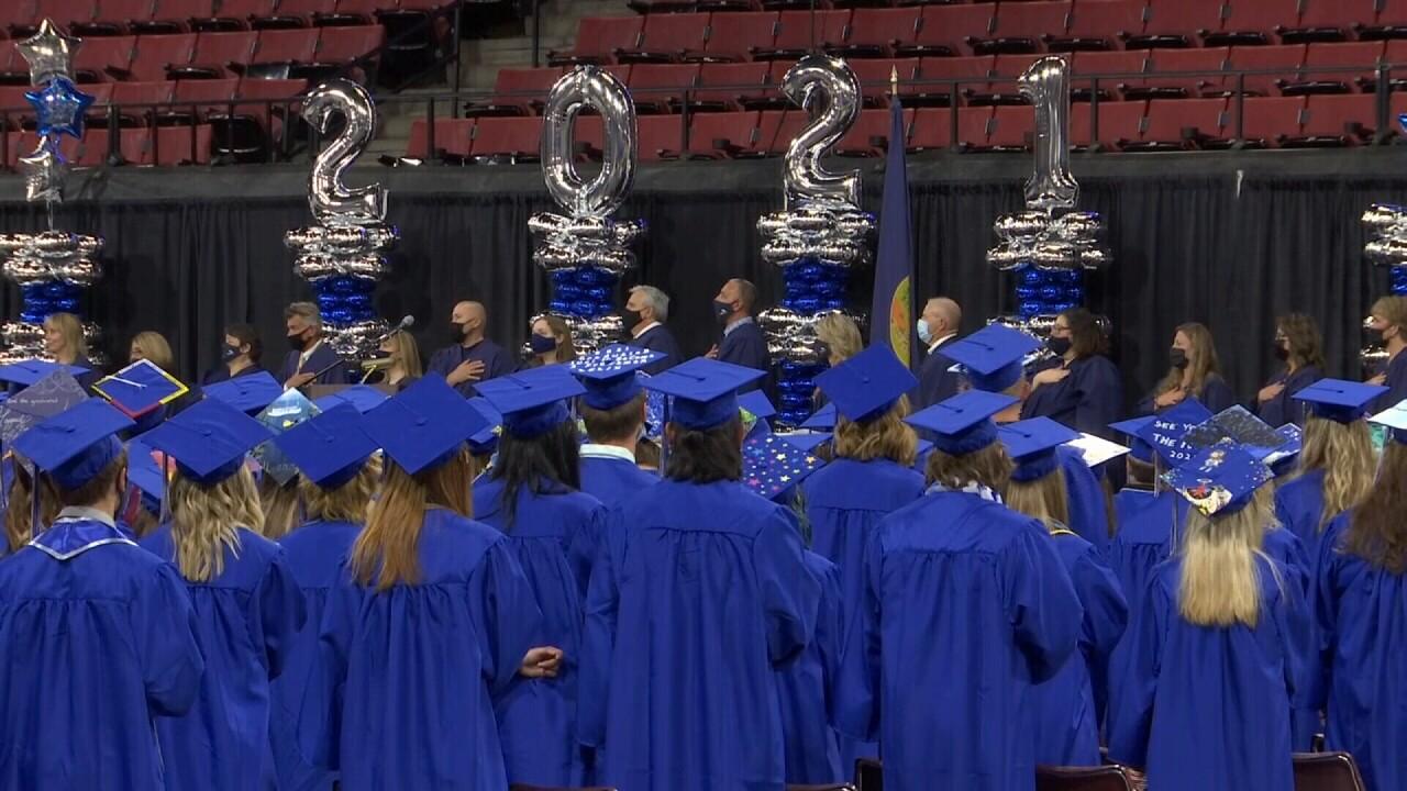 Billings graduation
