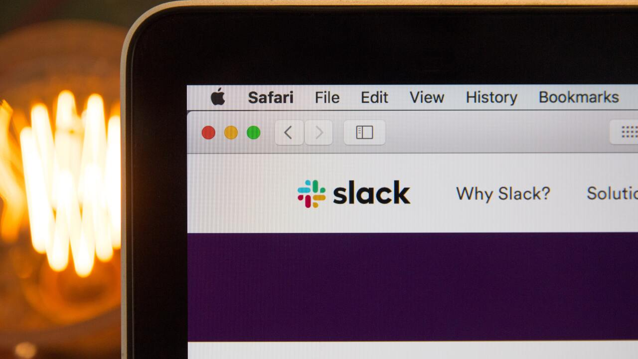 Slack reports 'performance issues' Monday morning