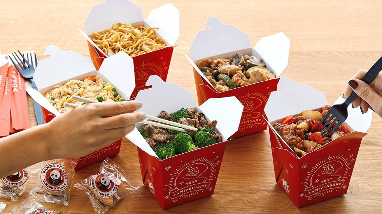 Panda Express to open near Richmond-Henrico line