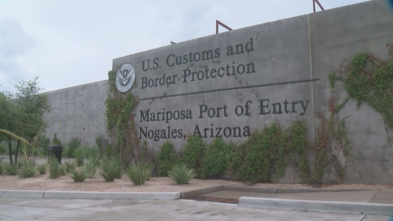 Billions in business pass through Arizona ports