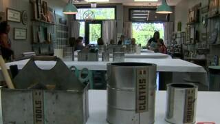 School Patrol: Craft Camp At AR Workshop