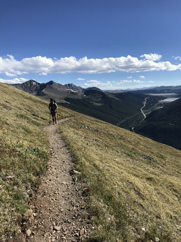 Sophia Tang_Colorado Trail