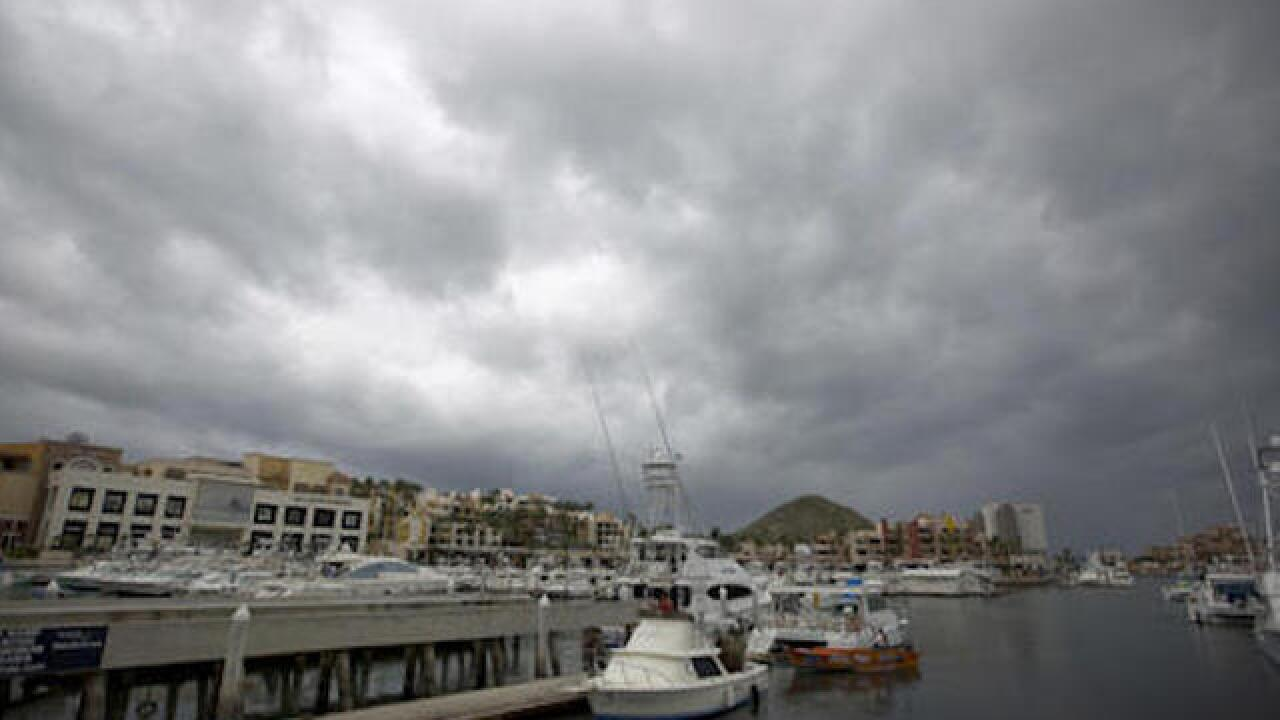 Hurricane Newton slams Mexico's Los Cabos resorts