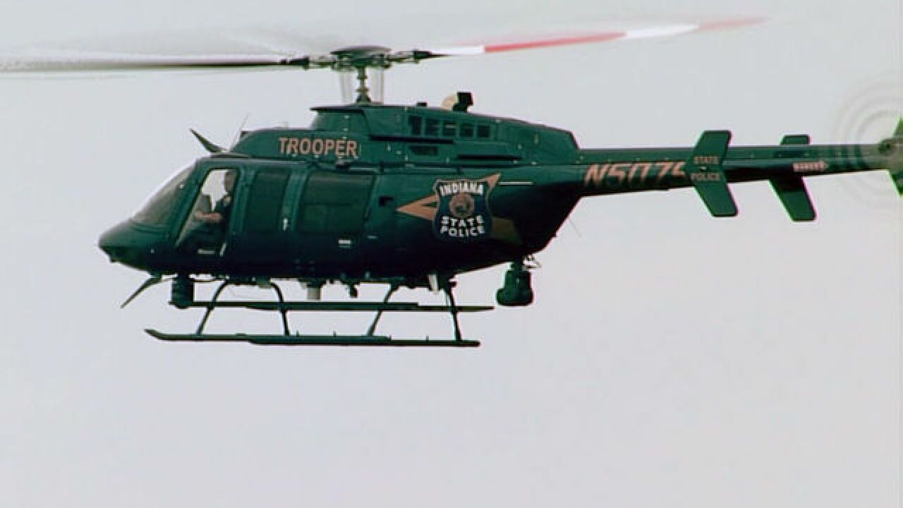 Indiana State Police's new eye in the sky