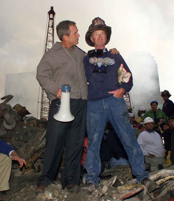 George W. Bush, Bob Beckwith