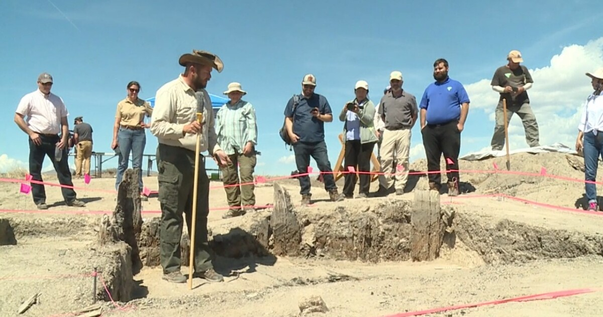 Archaeology project underway at historical Utah railroad town