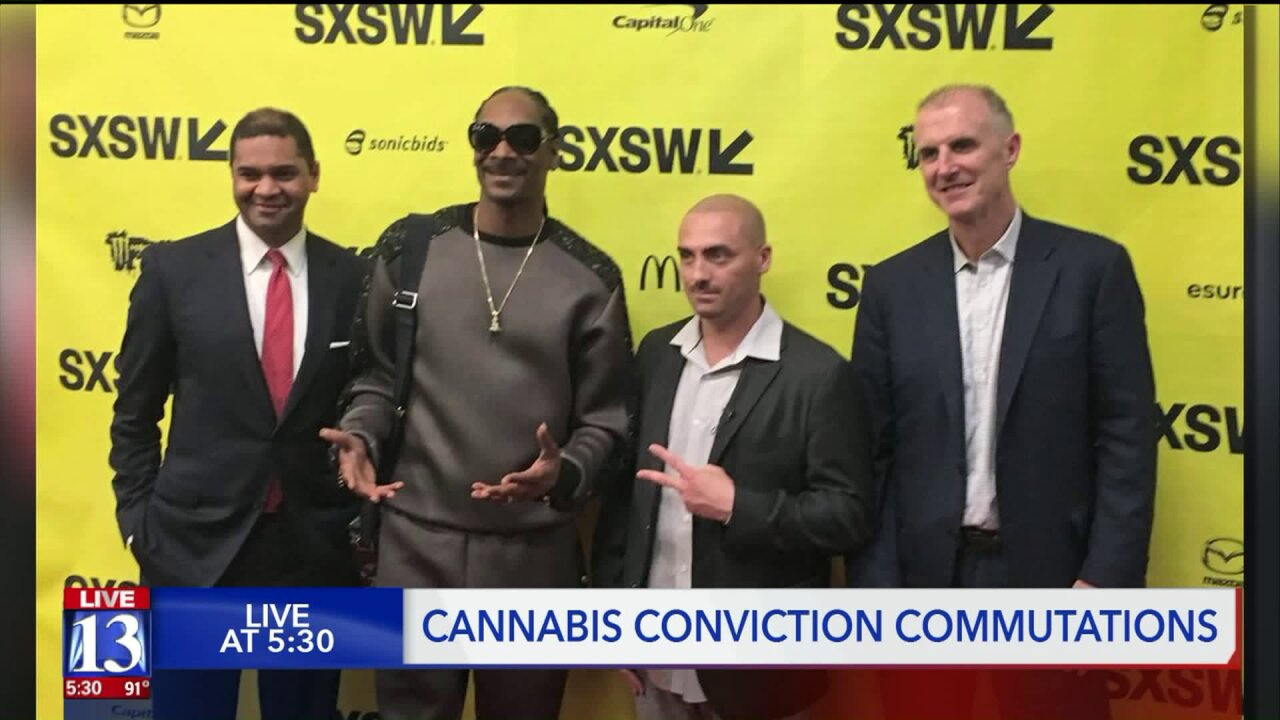 Utah rap producer's latest project is commuting federal cannabisconvictions
