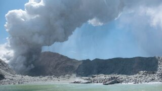 5 dead, others missing after volcano erupts in New Zealand