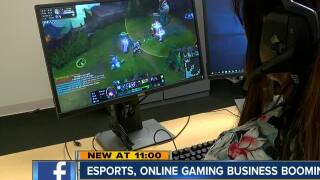 The burgeoning billion-dollar industry of eSports
