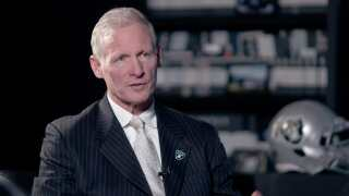 RAIDERS MIKE MAYOCK