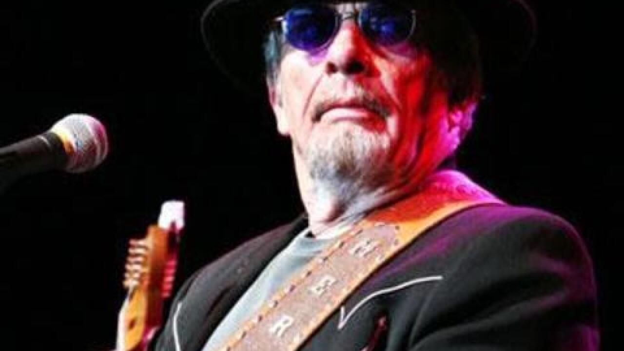 Post office to be named after Merle Haggard