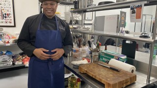 Chef Jeff Henderson began the Chef Jeff Project in North Las Vegas during the pandemic