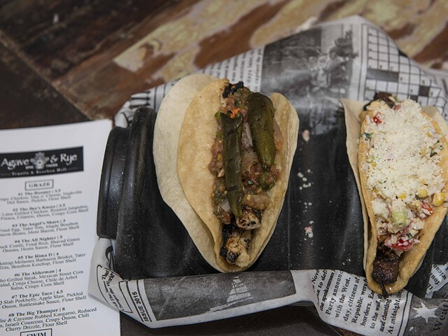 First Look: Agave & Rye blends tequila, bourbon and tacos
