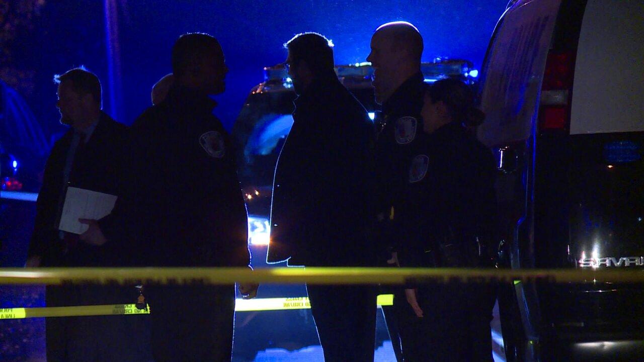 Police investigating homicide on Jefferson DavisHighway