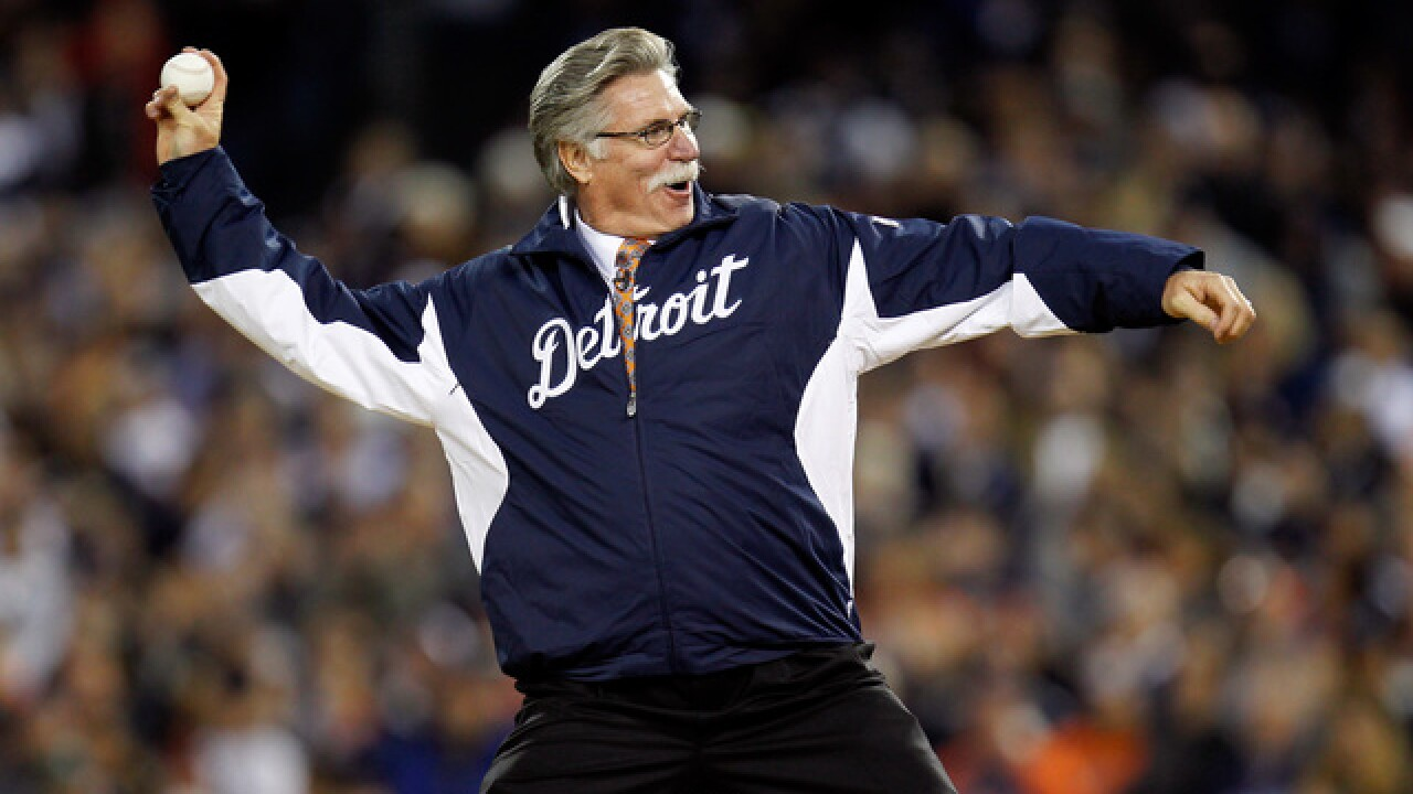 Former Tigers pitcher Jack Morris inducted into Baseball HOF