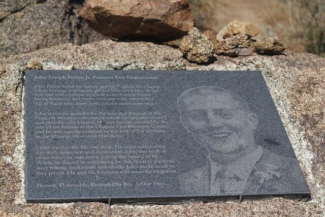 A photo tour of Granite Mountain Hotshots Memorial State Park