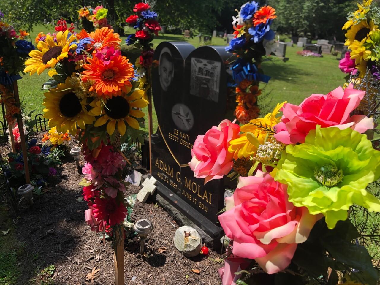 kent cemetery spat 5
