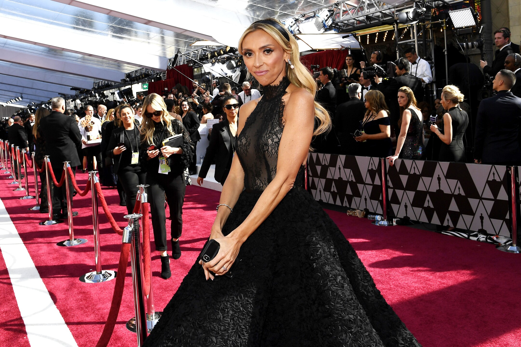 Oscars Red Carpet 2019: Hollywood's biggest stars arrive on Red Carpet before Oscars
