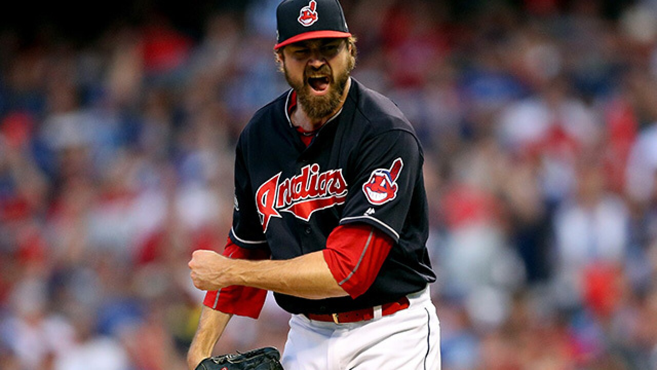 At long last, Indians activate Andrew Miller from disabled list