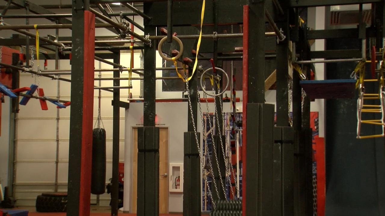 Hitsquad Ninja Gym