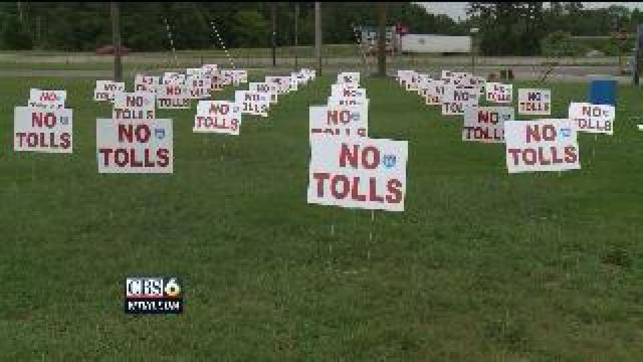 HOLMBERG: Small town has big campaign against fat tolls on I-95
