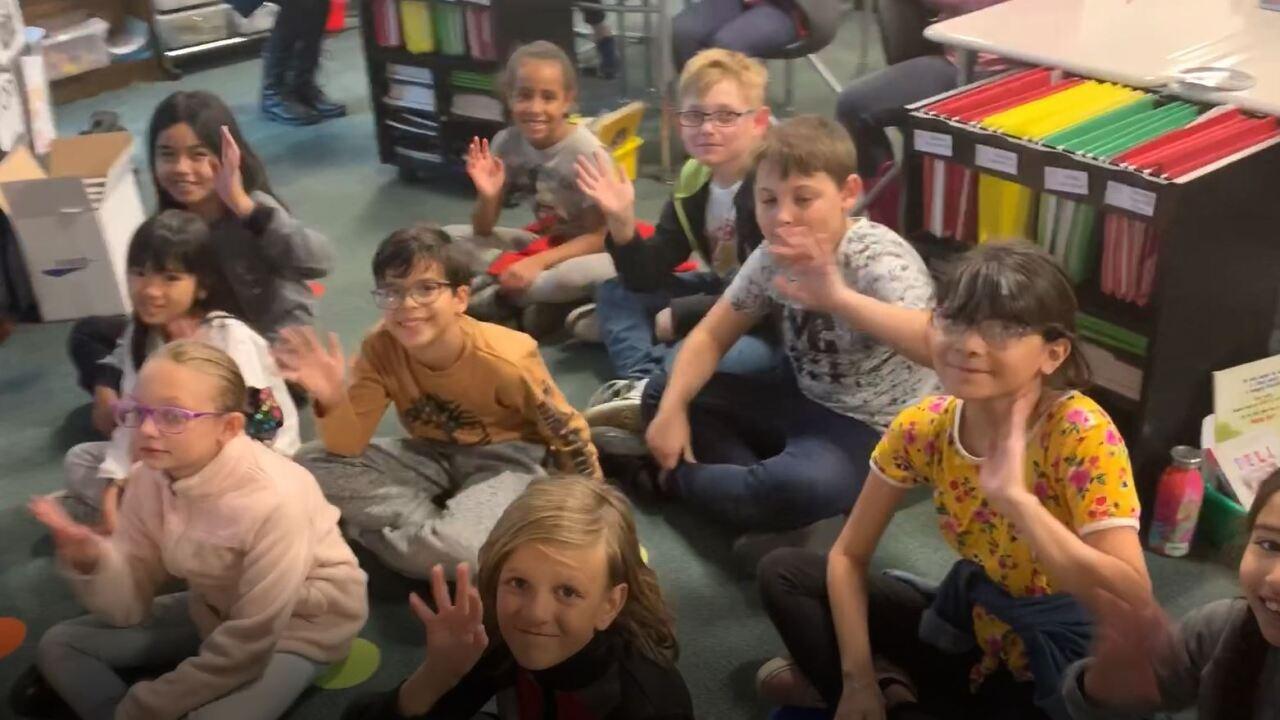 Otero Elementary 4th grade