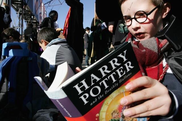 Celebrating 20 years of Harry Potter
