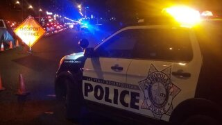 16 arrests made in Las Vegas DUI checkpoint