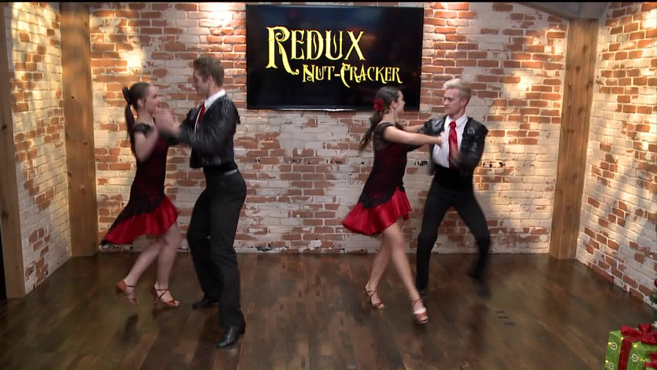 See a holiday classic like never before — Odyssey Dance Theatre's ReduxNut-Cracker