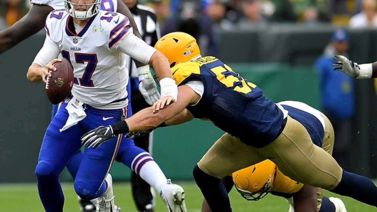 Joe B: Buffalo Bills All-22 Review - Week 4 vs. Green Bay Packers